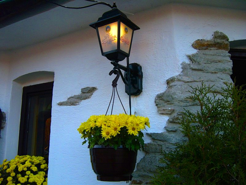 Уличные фонари - самое интересное в блогах.