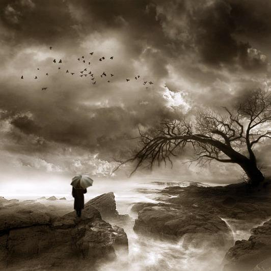 У віршах lavina33 самотність вірш