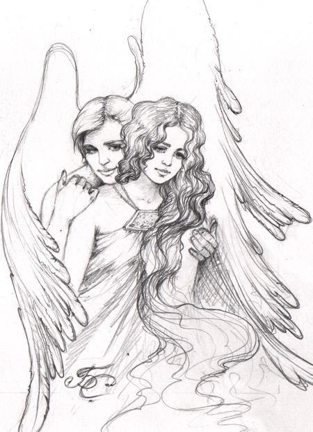 картинки карандашом ангелы, ангелы ...: tatu-msk.ru/kartinki-karandashom-angeli.html