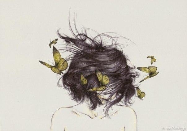 Иногда так хочется закрыть глаза и поверить, что пока ты не видишь мира вокруг, для него ты тоже невидим.