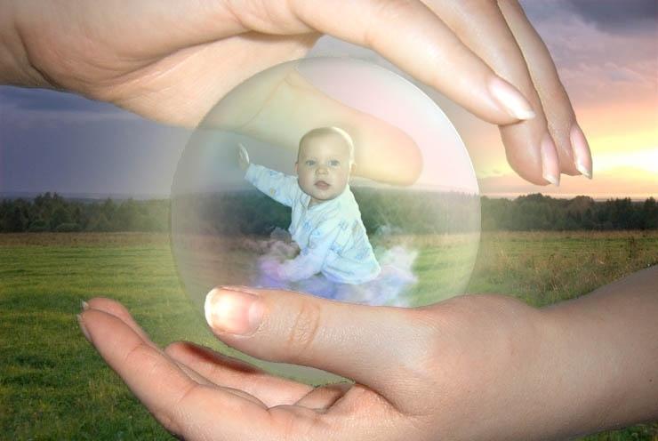 Фото - Руки матери (ремейк). Фотоальбом - Моя ФотошОпись :). Автор - SvetaKomarenko. Ваши фото без ограничений.