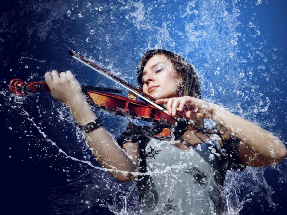 Silver snow іронічна мелодія скрипальки
