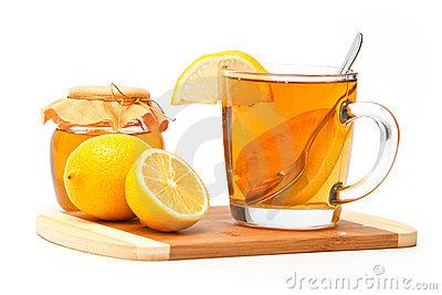 чай с лимоном и мёдом - Ирина Алексеевна Машинистова