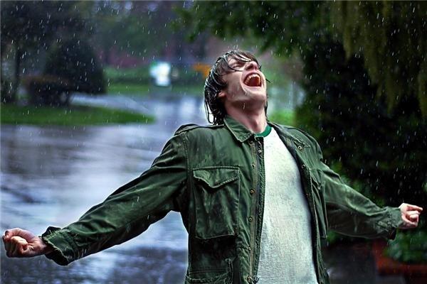 У віршах yowuk який красивий дощ