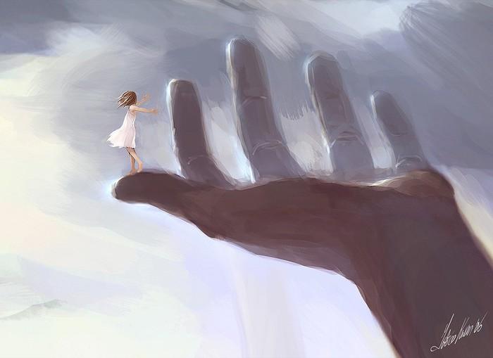 Что будет если посмотреть на свои руки во сне