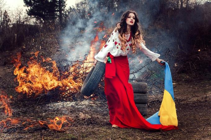 Пригорницький Віталій: Барикадні - ВІРШ, Вірші, поезія. Клуб поезії