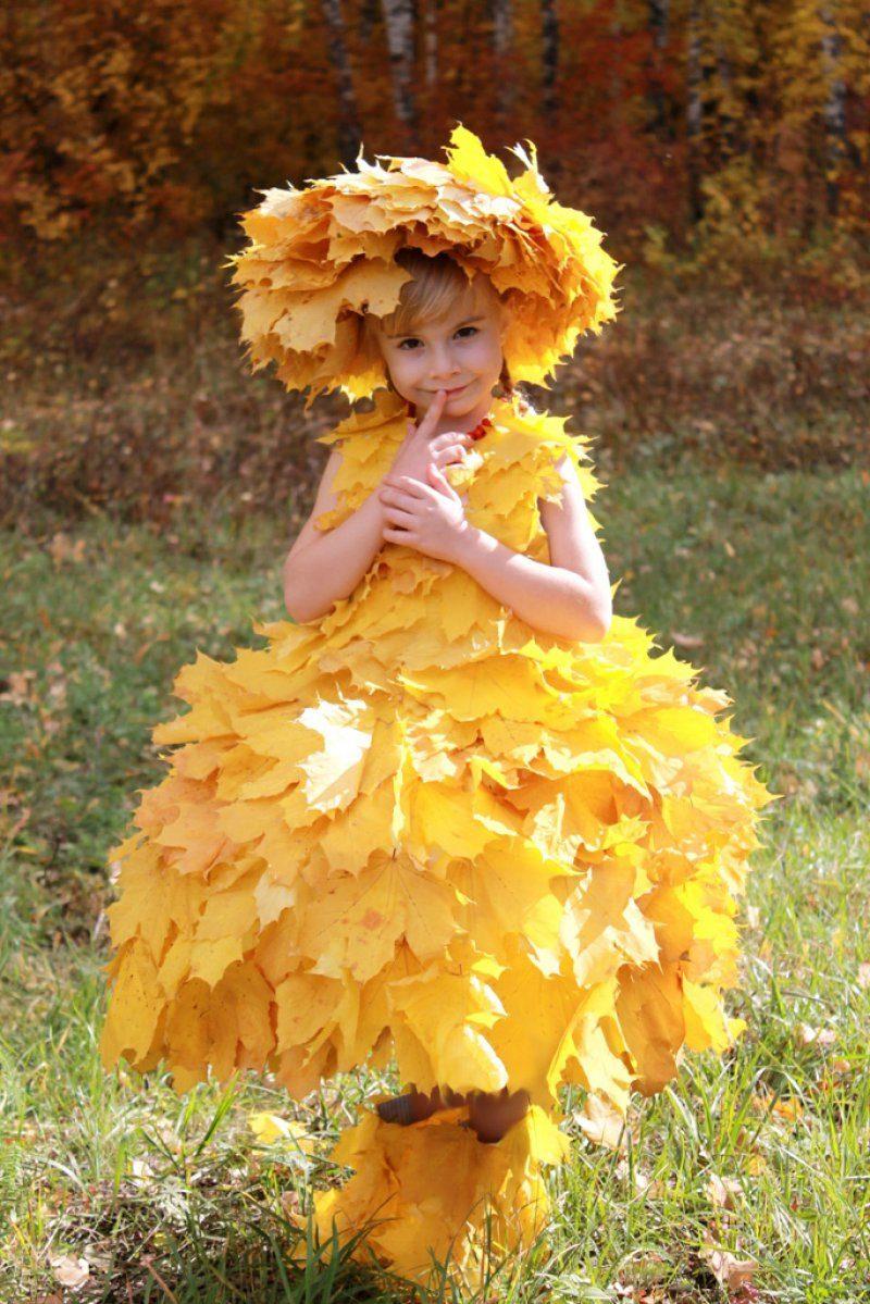 Детские платья своими руками мисс осень 88