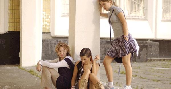 три молодиньких подружки фото