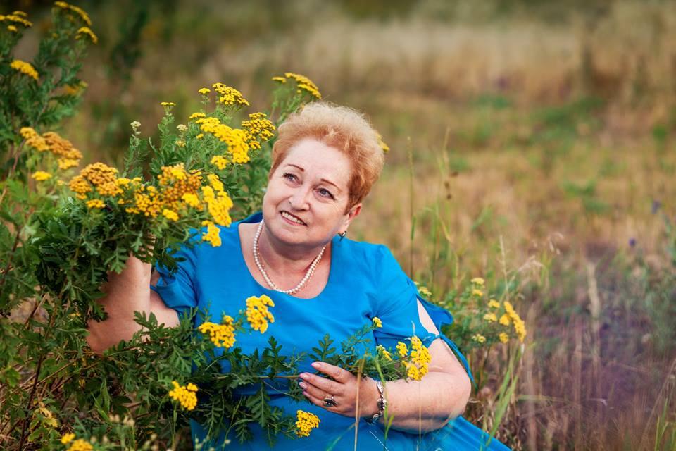 1156d54f9810c5 Татьяна Прозорова ( Танюша Одинцова) :: Ця жінка, з теплим сонечком в руці